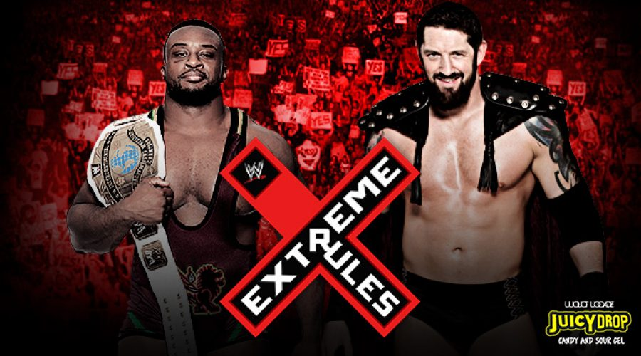 Extreme Rules 2014: Big E vs Bad News Barrett – Intercontinental Championship