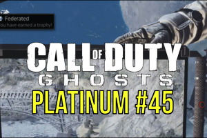 Platinum #45: Call of Duty Ghosts