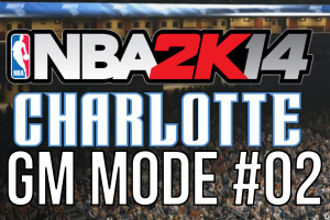 "NBA 2k14 GM Mode: #02 ""Double Header"""
