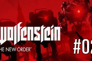 "Wolfenstein: The New Order – PS4 UBER Difficulty Playthrough: #02 ""The Stealth Approach"""