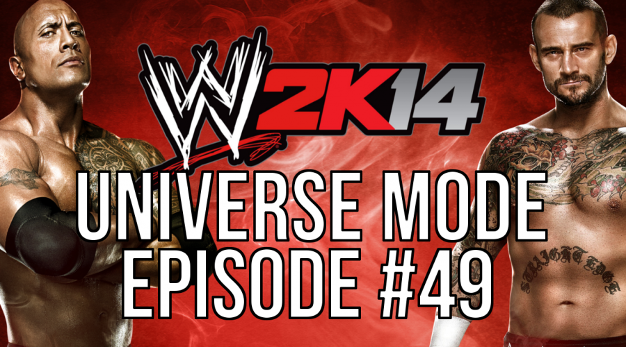 "WWE 2k14 Universe Mode – #49 ""Second Chances"""