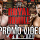 WWE 2k14 Universe Mode – The Royal Rumble Promo