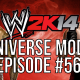 "WWE 2k14 Universe Mode – #56 ""World Champion Tag Team"""