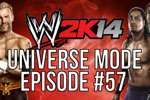 "WWE 2k14 Universe Mode – #57 ""One More Tag Match"""