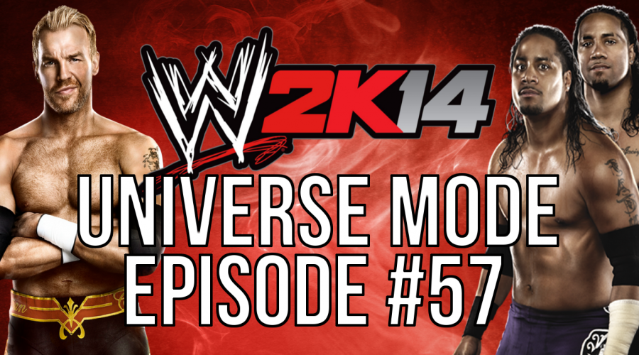 """WWE 2k14 Universe Mode – #57 """"One More Tag Match"""""""