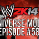 "WWE 2k14 Universe Mode – #58 ""Call For Help"""