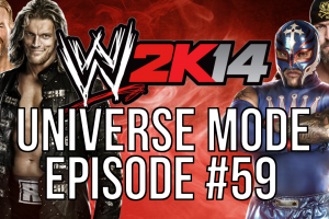 "WWE 2k14 Universe Mode – #59 ""Taking Control"""