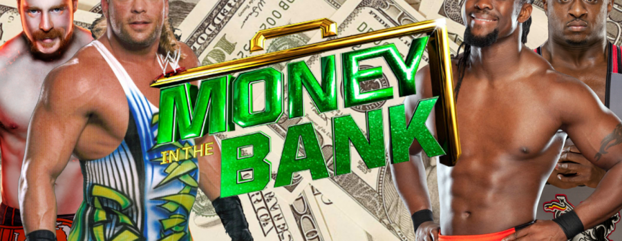 MITB: The Celtic Thunder (c) vs The New Day – WWE Tag Team Championship Match Preview