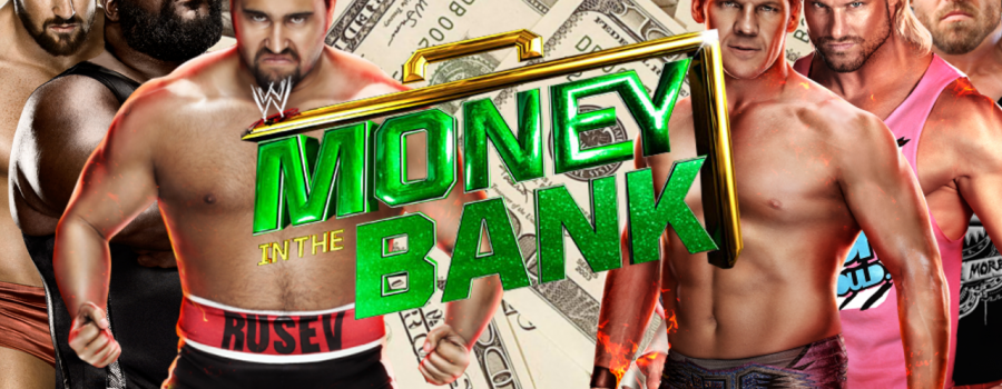 MITB: Money in the Bank Ladder Match Preview