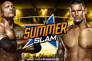 Summerslam: WWE Championship Match Preview
