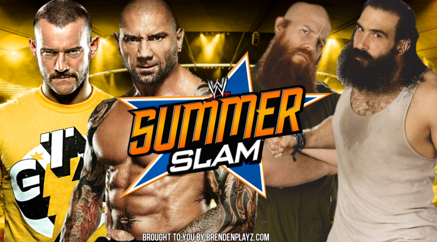 Summerslam: World Tag Team Championship Match Preview