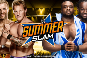 Summerslam: WWE Tag Team Championship Match Preview