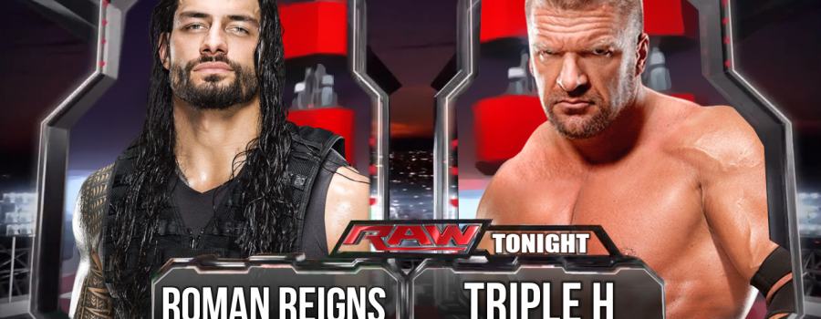 #1 Contenders Match Confirmed for RAW