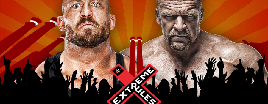 """Ryback: """"I have to beat Triple H at Extreme Rules"""""""