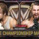 HUGE WWE Championship match set for Tonight's RAW!